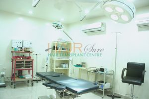 Hair transplant clinic in hyderabad Operation theater