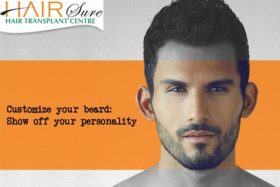 Customize your beard, mark your personality