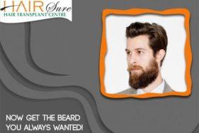 Facial Hair Transplantation – Now get the beard you always wanted!