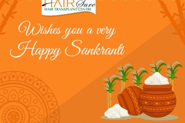 Hairsure Wishes Its Patients A Happy Sankranti!