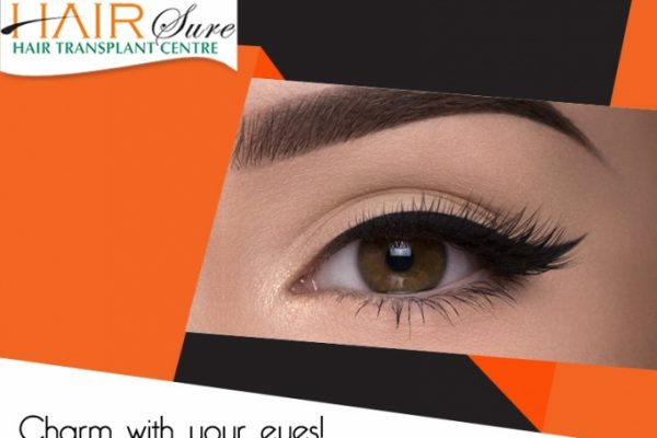 Eyebrow and Eyelash Transplant – let your eyes take the charge now!
