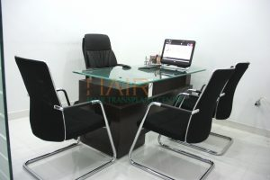 hair clinic in hyderabad consultation room 2