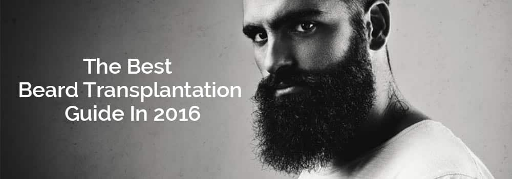 Best Beard Transplantation