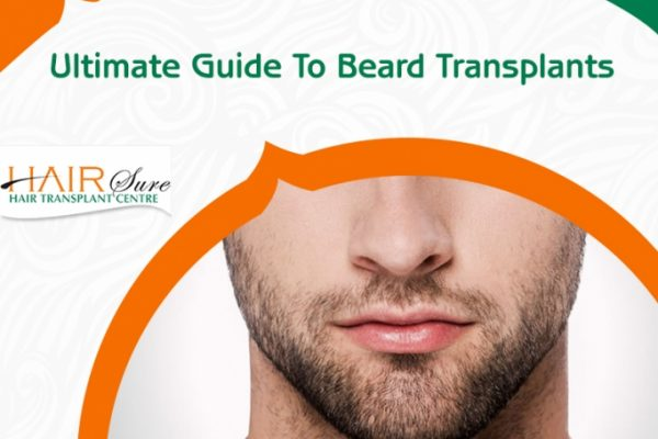 The Ultimate Guide For Beard Hair Transplant
