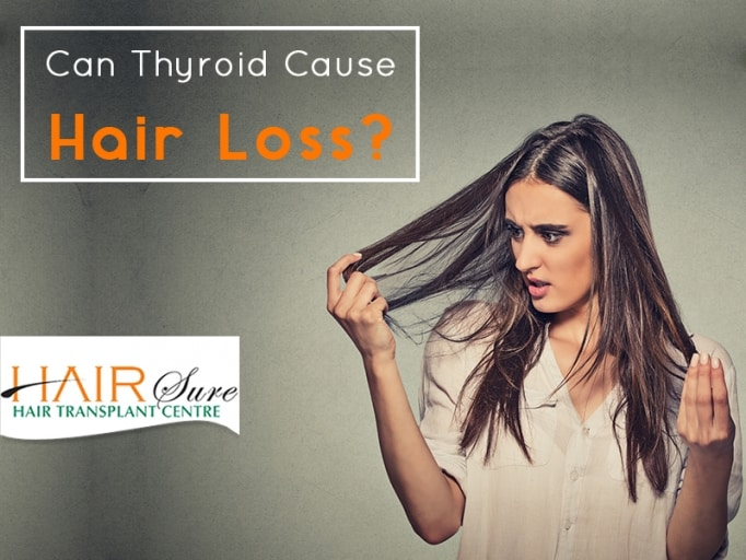 Thyroid And Hair Loss: What's The Connection?