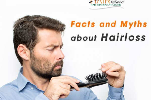 Top Myths and Facts about Hair Loss and its treatment in Hyderabad, best dermatologist for Hair loss near me