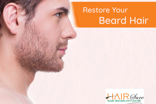 Beard and Moustache Hair Transplant surgery in Hyderabad, hair specialist doctor near me