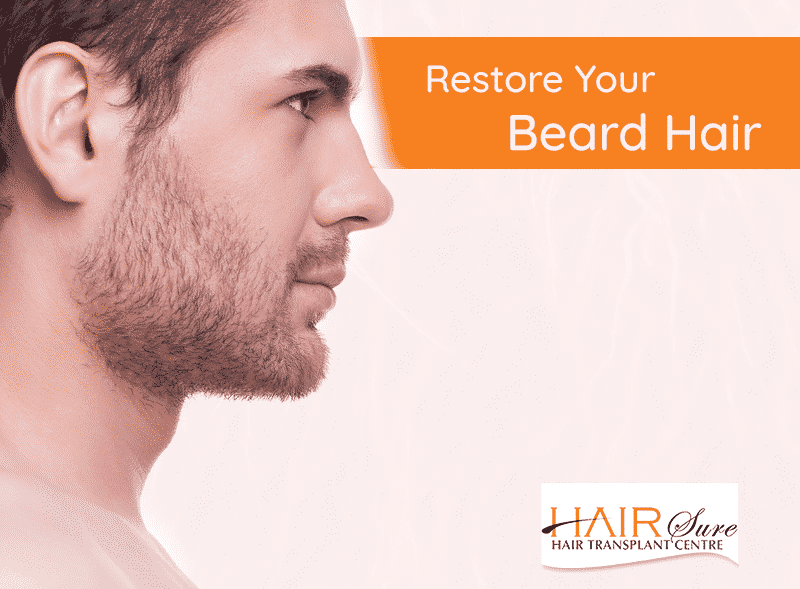 Use Body Hair For Beard Restoration