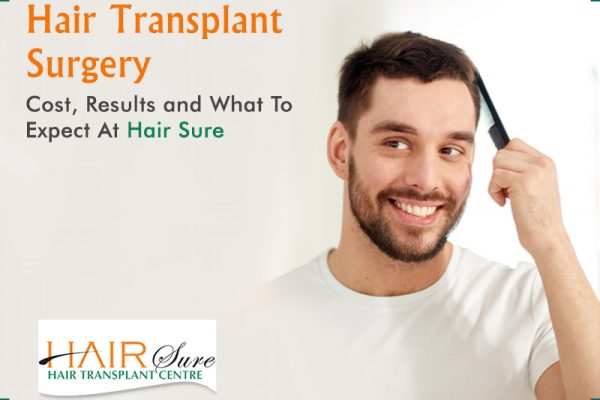 Hair Transplant Surgery: Cost, Results and What To Expect At Hair Sure