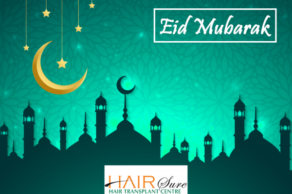 A Very Happy EID Mubarak – Hairsure Clinic