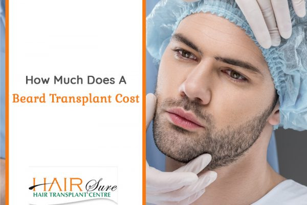 How Much Does A Beard Transplant Cost