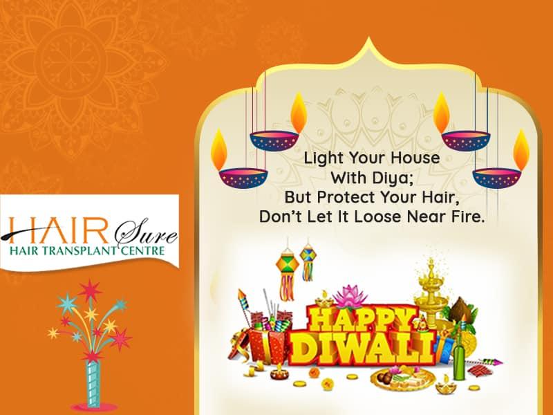 hairsure diwali
