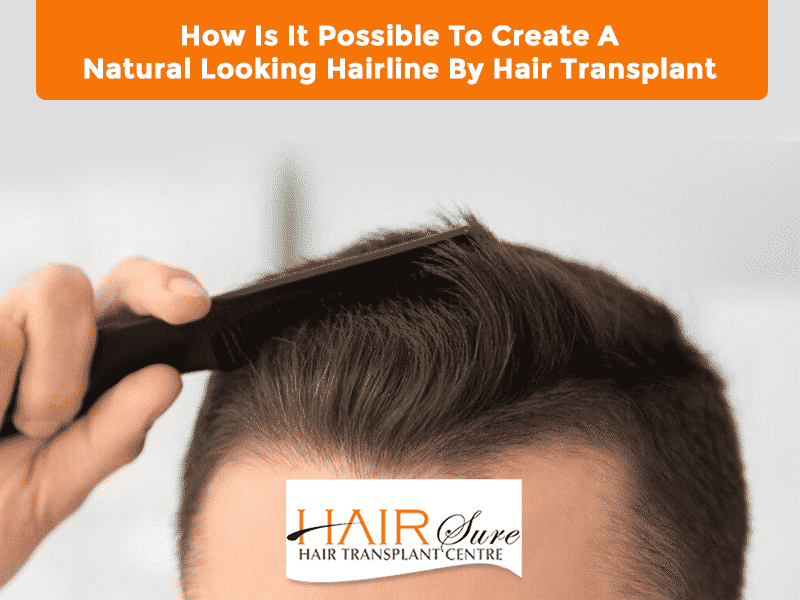 Get a Natural Hairline Design With Hair Transplant Surgery in Hyderabad, Hair loss specialist doctor near me