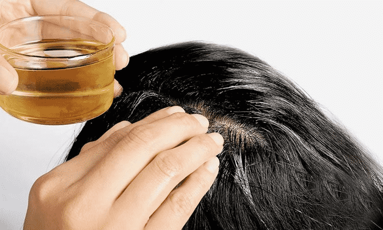 Scalp Massage for Hair Growth treatment at Hair sure clinic, one of the best Hair care centre in Hyderabad