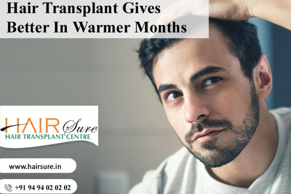 Consult to Hair sure clinic to know Hair transplantation seasons, one of the best Hair Restoration centers in Hyderabad