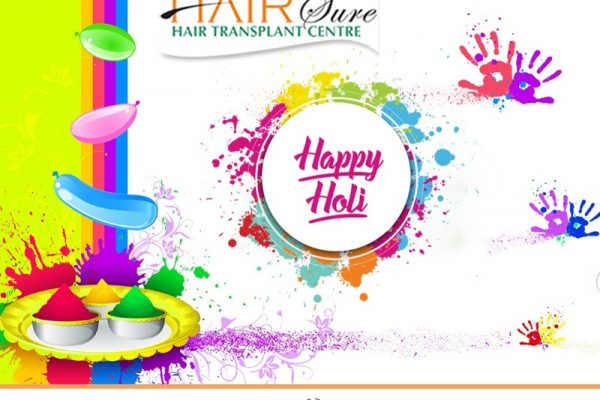 Let The Colors Of Holi Spread Love And Happiness – Hair Sure