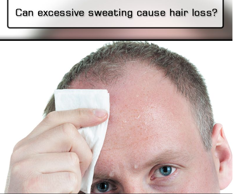 Know with your doctor the Hyperhidrosis causes Hair loss, thinning hair specialist near me