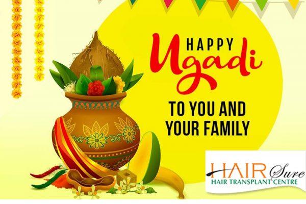 May This Ugadi Fulfill All Your Dreams – HairSure