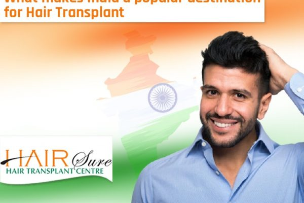 What makes India A Popular Country For Hair Transplant