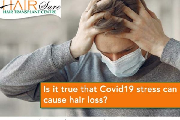 Is It True That Covid19 Stress Can Cause Hair Loss?
