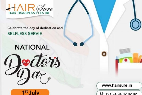 Happy National Doctor's Day – Hair Sure Clinic
