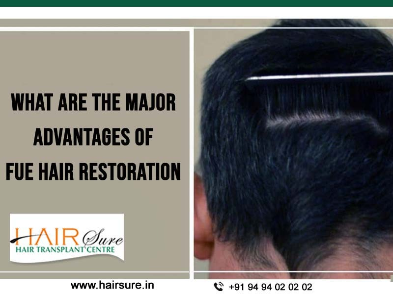 Contact Hair Sure to know advantages of hair transplant, trichology center near Tarnaka