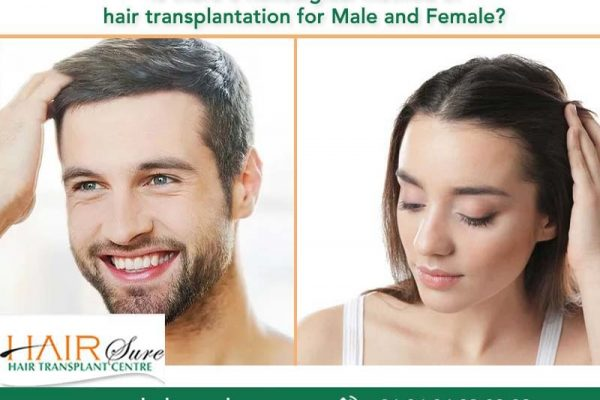 Is There A Non-surgical Method Of Hair Transplantation For Male And Female?
