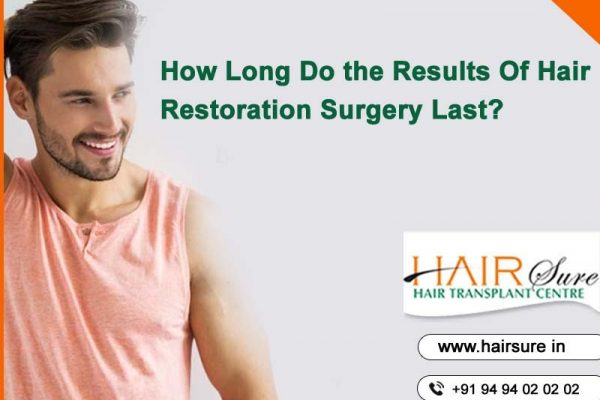 How Long Do the Results Of Hair Restoration Surgery Last?