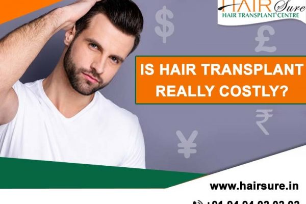 Is hair transplant really costly? – Hairsure Clinic Introduction