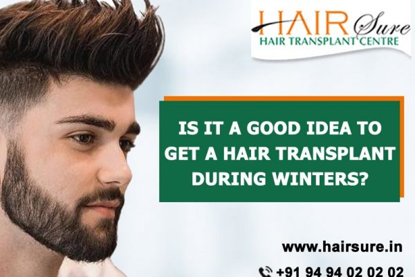Is it a good idea to get a hair transplant during the winter season?