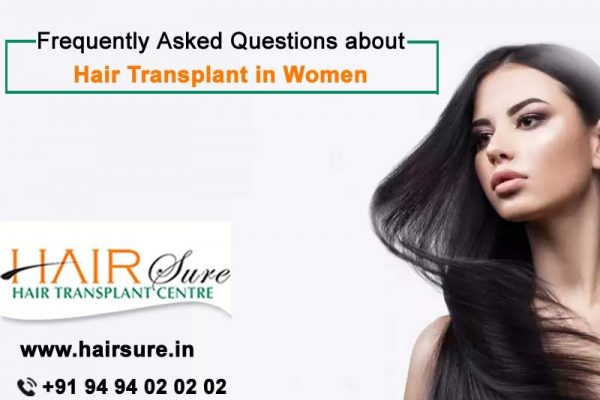 Frequently Asked Questions about Hair Transplant in Women